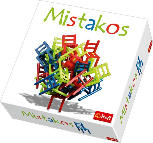 Stalo žaidimas Mistakos, LT, LV, EE, RU, PL kaina ir informacija | Stalo žaidimai, galvosūkiai | pigu.lt