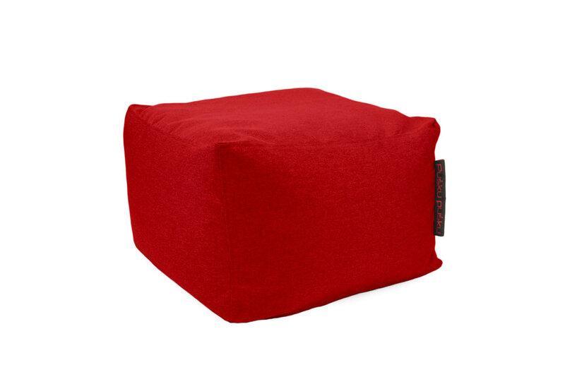Sėdmaišis PIU Nordic Red (PUŠKU PUŠKU) kaina ir informacija | Sėdmaišiai ir pufai | pigu.lt
