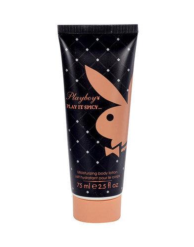 Kūno pienelis Playboy Play It Spicy moterims 75 ml kaina ir informacija | Parfumuota kosmetika moterims | pigu.lt