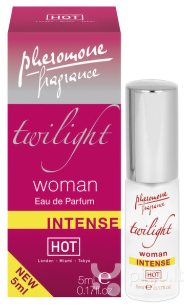 "Parfumuotas vanduo moterims ""Twilight Woman"" HOT 5 ml. kaina ir informacija | Feromonai | pigu.lt"