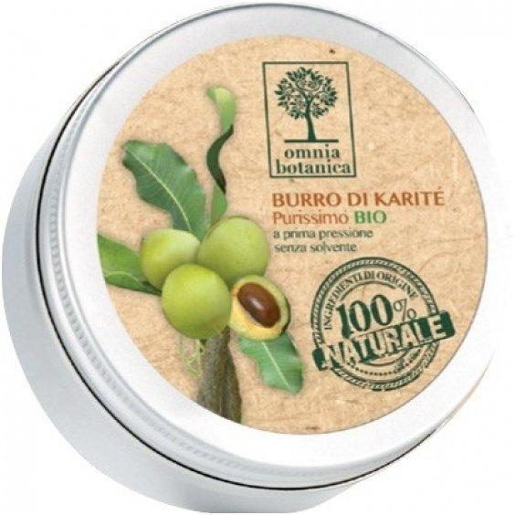 Natūralus sviestmedžių sviestas Omnia Botanica 100 ml kaina ir informacija | Kremai, losjonai kūnui | pigu.lt