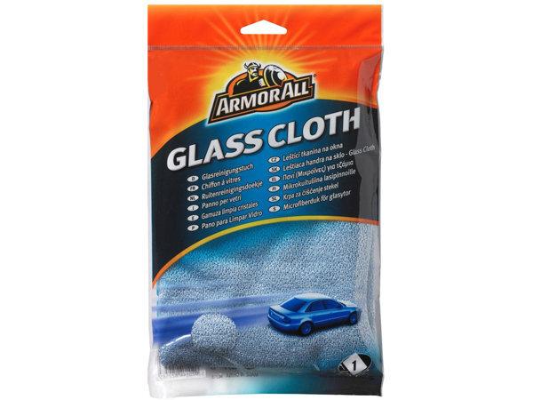 Mikropluošto šluostė stiklui ArmorAll kaina ir informacija | Valymo šluostės, servetėlės | pigu.lt