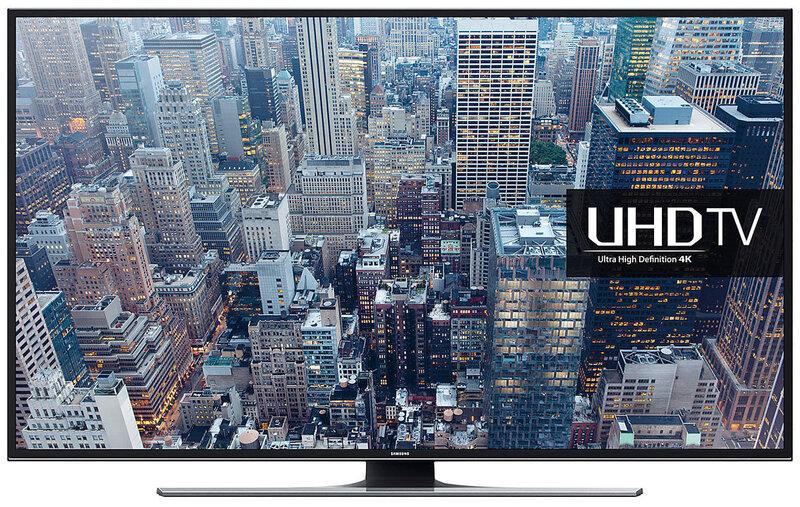 Samsung UE50JU6400 kaina ir informacija | Televizoriai | pigu.lt