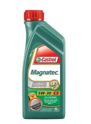 Castrol Magnatec 5W30 C3 variklio alyva, 1L kaina ir informacija | Variklinės alyvos | pigu.lt