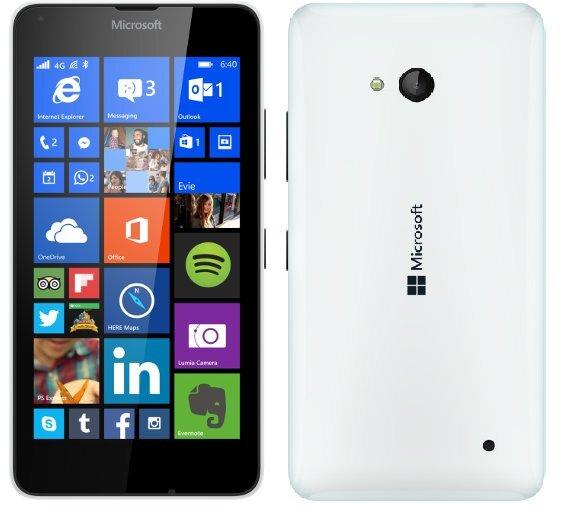 Microsoft Lumia 640 Dual SIM, Balta kaina ir informacija | Mobilieji telefonai | pigu.lt
