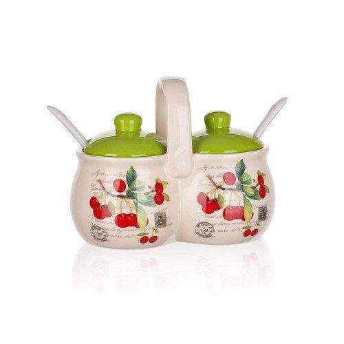 Banquet keramikinis indelis, 2 dalių kaina ir informacija | Maisto saugojimo, konservavimo indai | pigu.lt