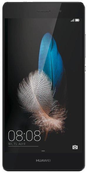 Huawei P8 Lite Dual SIM, Juoda kaina ir informacija | Mobilieji telefonai | pigu.lt