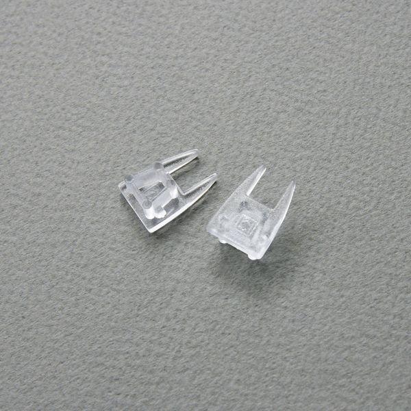 LED juostos profilio MIKRO užbaigimo elementas kaina ir informacija | LED juostos | pigu.lt