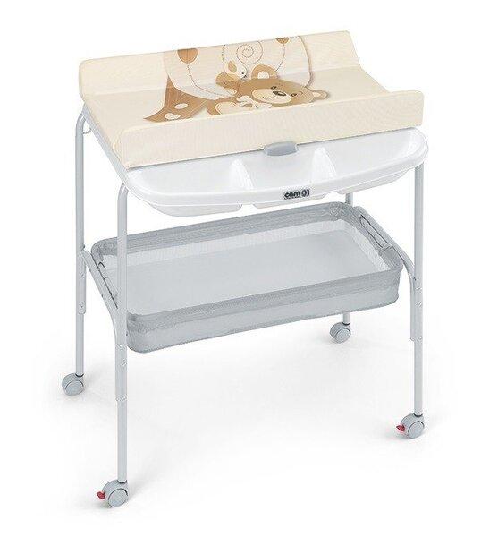 Vystymo stalas su lentyna CAM Bear Ulisse C605001/C219 kaina ir informacija | Sauskelnės, vystyklai | pigu.lt