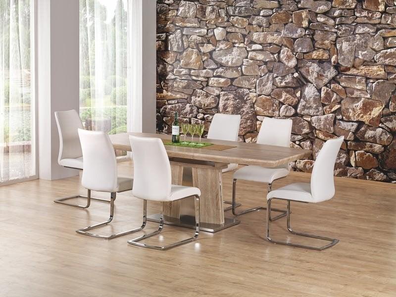 Išskleidžiamas stalas Rafaello kaina ir informacija | Stalai, staliukai | pigu.lt