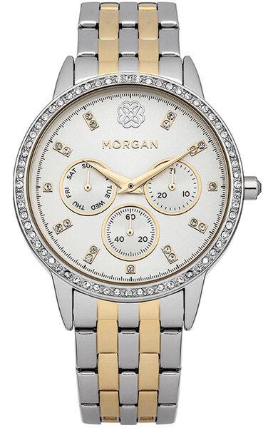 Laikrodis moterims MORGAN M1218SGM kaina ir informacija | Laikrodžiai moterims | pigu.lt