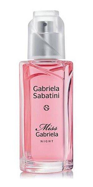Tualetinis vanduo Gabriela Sabatini Miss Gabriela Night EDT moterims 60 ml kaina ir informacija | Kvepalai moterims | pigu.lt