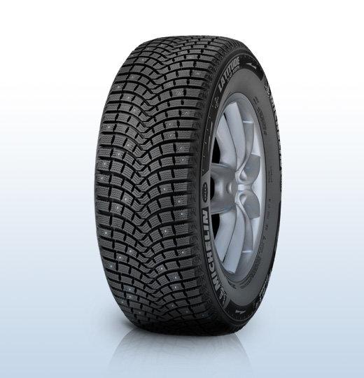 Michelin LATITUDE X-ICE NORTH LXIN2+ 285/60R18 116 T kaina ir informacija | Žieminės padangos | pigu.lt