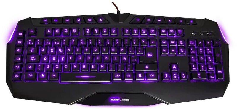 Klaviatūra Tacens MARS GAMING MK-2 kaina ir informacija | Klaviatūros | pigu.lt