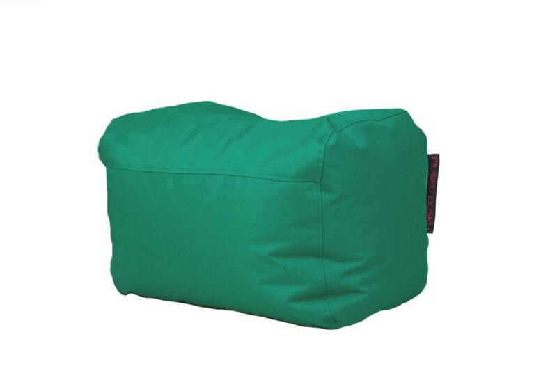Sėdmaišis Plus OX Turquoise (PUŠKU PUŠKU) kaina ir informacija | Sėdmaišiai ir pufai | pigu.lt
