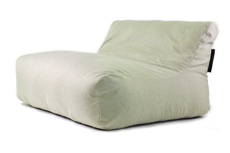 Sofa Lounge Nordic Silver (PUŠKU PUŠKU) kaina ir informacija | Sėdmaišiai ir pufai | pigu.lt