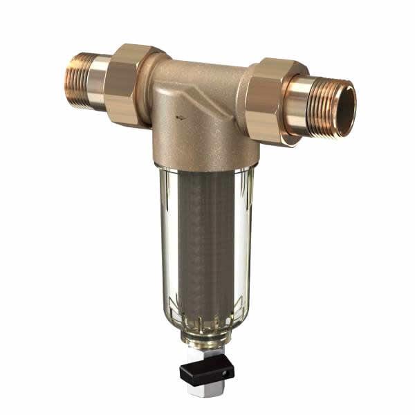 "Mechaninis vandens filtras FF06 MiniPlus ¾"", šaltam vandeniui kaina ir informacija | Priedai šildymo įrangai | pigu.lt"