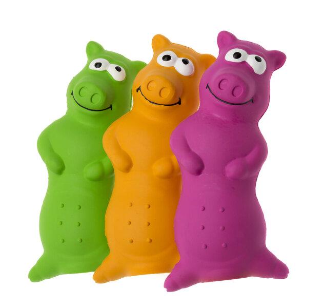 Comfy žaislas Juicy Pig kaina ir informacija | Žaislai šunims | pigu.lt