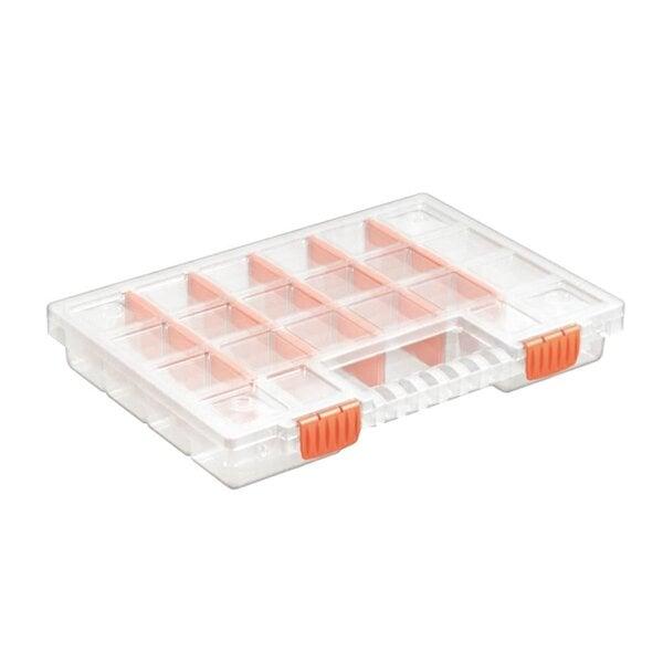 Smulkmenų dėžė Prosperplast NORT14 kaina ir informacija | Įrankių dėžės, laikikliai | pigu.lt