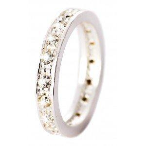Žiedas moterims Destellos ASWCRRBPT16 kaina ir informacija | Žiedai | pigu.lt