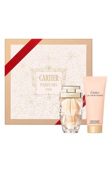 Rinkinys Cartier La Panthere Legere: EDP moterims 75 ml + kūno kremas 100 ml kaina ir informacija | Kvepalai moterims | pigu.lt