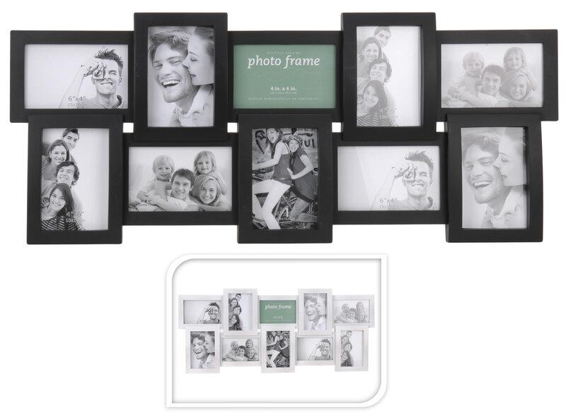 Koliažas, 10 nuotraukų kaina ir informacija | Rėmeliai | pigu.lt