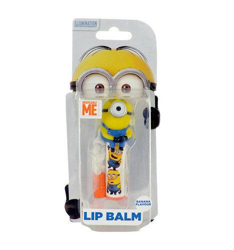 Lūpų balzamas Minions 4.5 g kaina ir informacija | Lūpų dažai, blizgiai, balzamai | pigu.lt