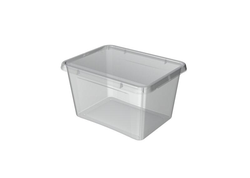Dėžė daiktams Orplast,2 l kaina ir informacija | Dаiktų krepšiai | pigu.lt