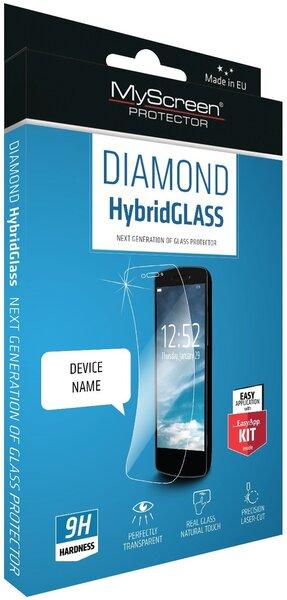 Ekrano apsauga MyScreen hybrid glass for Samsung Galaxy S6 kaina ir informacija | Apsauginės plėvelės telefonams | pigu.lt
