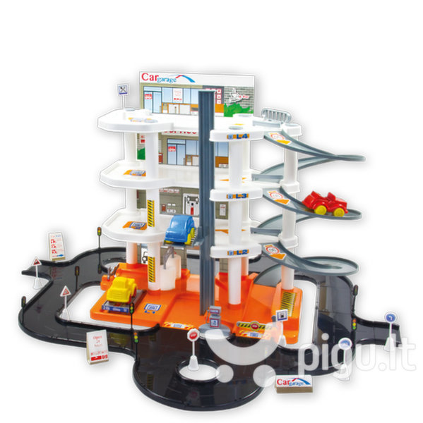 Parkavimo aikštelė Mochtoys 11072 kaina ir informacija | Žaislai berniukams | pigu.lt