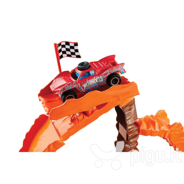 Trasa Hot Wheels Extreme Shox, CJT27, 1 vnt. kaina ir informacija | Žaislai berniukams | pigu.lt