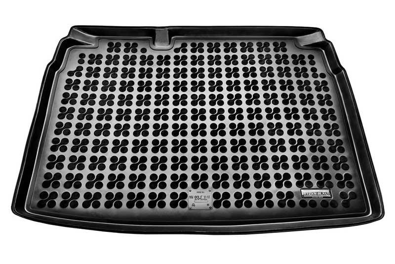 Guminis bagažinės kilimėlis VW GOLF V, VI Hatchback rem.įrank.rinkin. 2003-2012 /231820 kaina ir informacija | Modeliniai bagažinių kilimėliai | pigu.lt