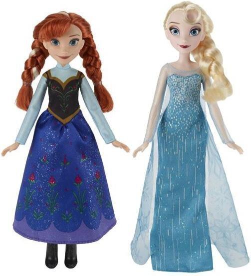 Lėlė Frozen (Ledo šalis), 1 vnt. kaina ir informacija | Žaislai mergaitėms | pigu.lt