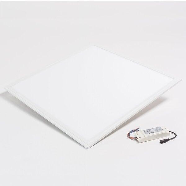 LEDlife LED panelė 40W 4000K (neutrali balta), baltas rėm. kaina ir informacija | Įmontuojami šviestuvai, LED panelės | pigu.lt