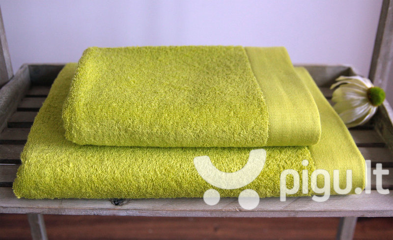 Bambukinis rankšluostis kaina ir informacija | Rankšluosčiai | pigu.lt