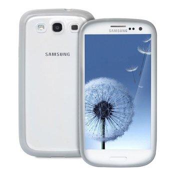 Dėklas Puro skirtas Samsung galaxy S3, Pilkas kaina ir informacija | Telefono dėklai | pigu.lt