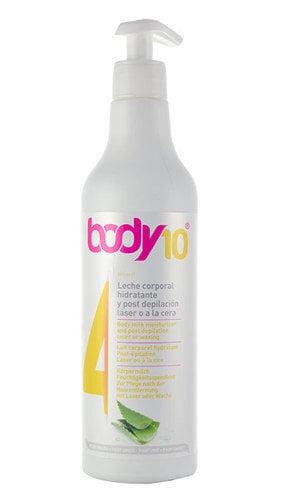 Kūno pienelis po depiliacijos Nr.4 Diet Esthetic Body 10 500 ml kaina ir informacija | Kremai, losjonai kūnui | pigu.lt