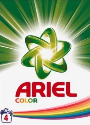Ariel skalbimo milteliai Actilif Color, 0,300 kg kaina ir informacija | Skalbimo priemonės | pigu.lt