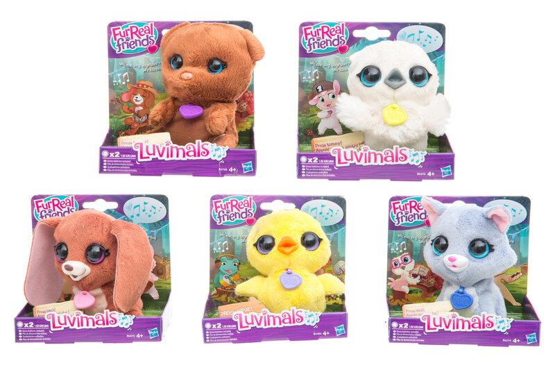 Gyvūnėlis su garsu FurReal Friends, A9694, 1 vnt. kaina ir informacija | Žaislai mergaitėms | pigu.lt