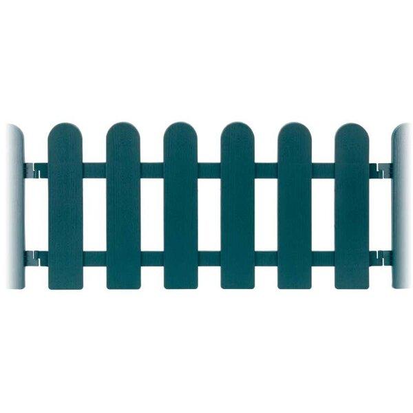 Sodo tvorelė, 4 vnt, įv. spalvų kaina ir informacija | Tvoros ir jų priedai | pigu.lt
