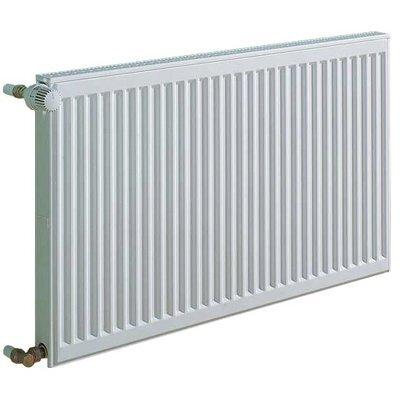 KERMI radiatorius 0.6 x 1.4 m, viengubas, šoninio pajungimo. kaina ir informacija | Centrinio šildymo radiatoriai | pigu.lt