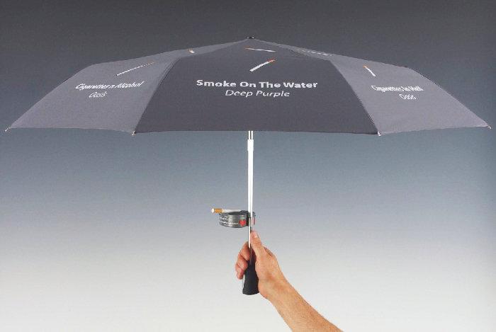 Rūkoriaus skėtis kaina ir informacija | Kitos originalios dovanos | pigu.lt