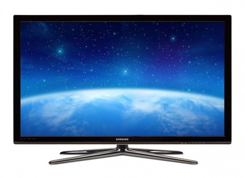 Televizoriai pažeistomis pakuotėmis