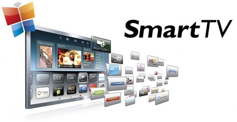 Išmanieji televizoriai (Smart TV)