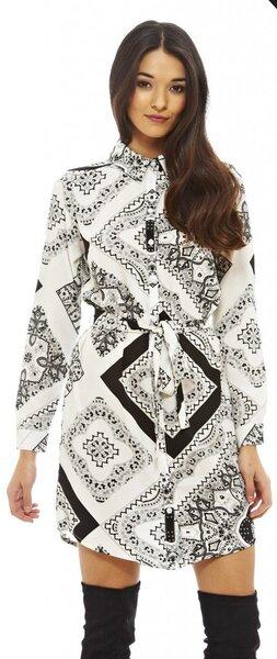 Tunika moterims AX Paris kaina ir informacija | Tunikos, palaidinės ir marškiniai moterims | pigu.lt