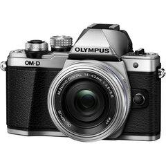 Olympus OM-D E-M10 Mark II + 14-42mm EZ rinkinys kaina ir informacija | Skaitmeniniai fotoaparatai | pigu.lt