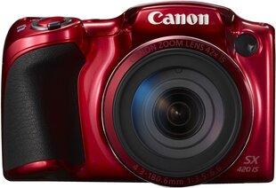 Canon PowerShot SX420 IS, Raudona