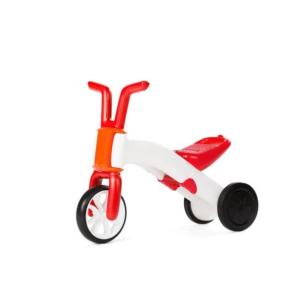 Balansinis dviratukas Chillafish Bunzi, raudonas kaina ir informacija | Balansiniai dviratukai | pigu.lt