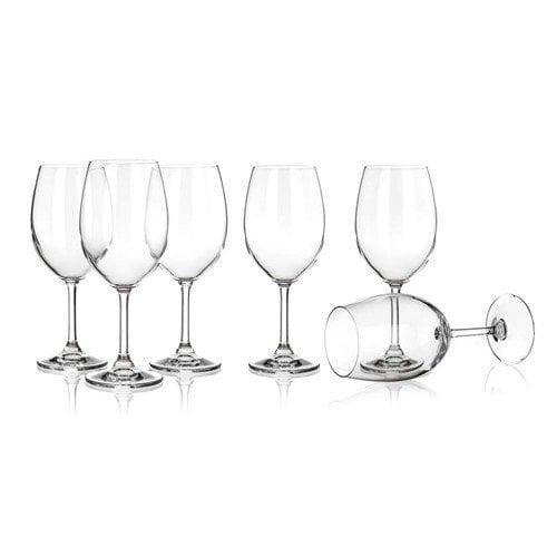 Banquet Crystal taurės vynui, 430ml kaina ir informacija | Taurės, puodeliai, ąsočiai | pigu.lt