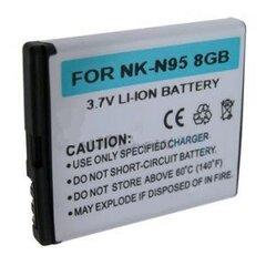 Nokia BL-6F (N78, N79, N95 8GB) kaina ir informacija   Akumuliatoriai telefonams   pigu.lt